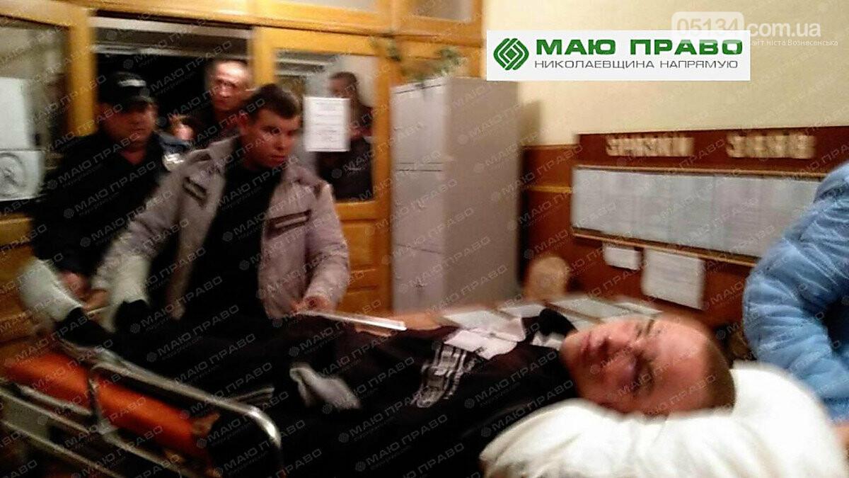 Суд відправив у СІЗО трьох членів банди, які закидали «коктейлями Молотова» будинок фермера в Актово, фото-1