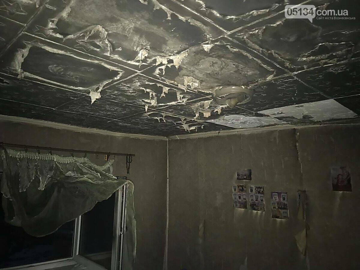 У Вознесенському районі дівчина отримала опіки, намагаючись розтопити піч вибухонебезпечною речовиною, фото-3