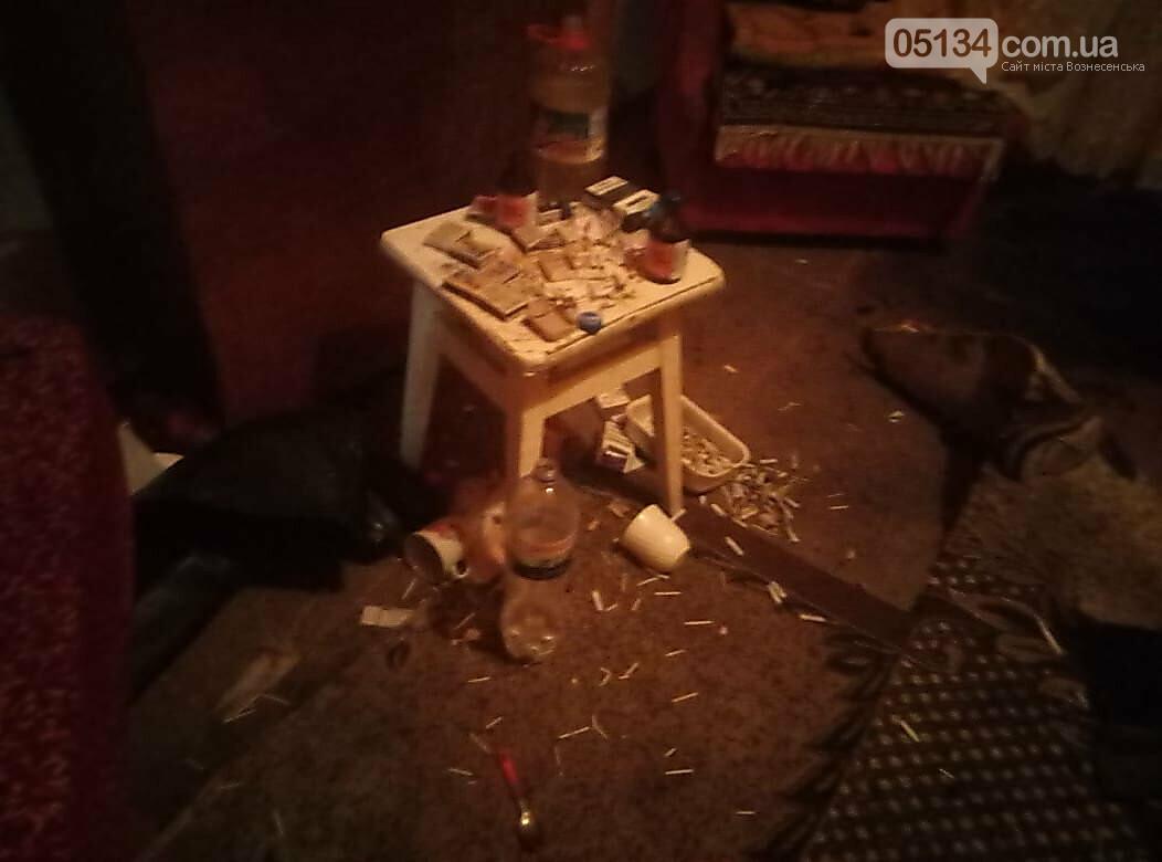 У Вознесенському районі дівчина отримала опіки, намагаючись розтопити піч вибухонебезпечною речовиною, фото-5