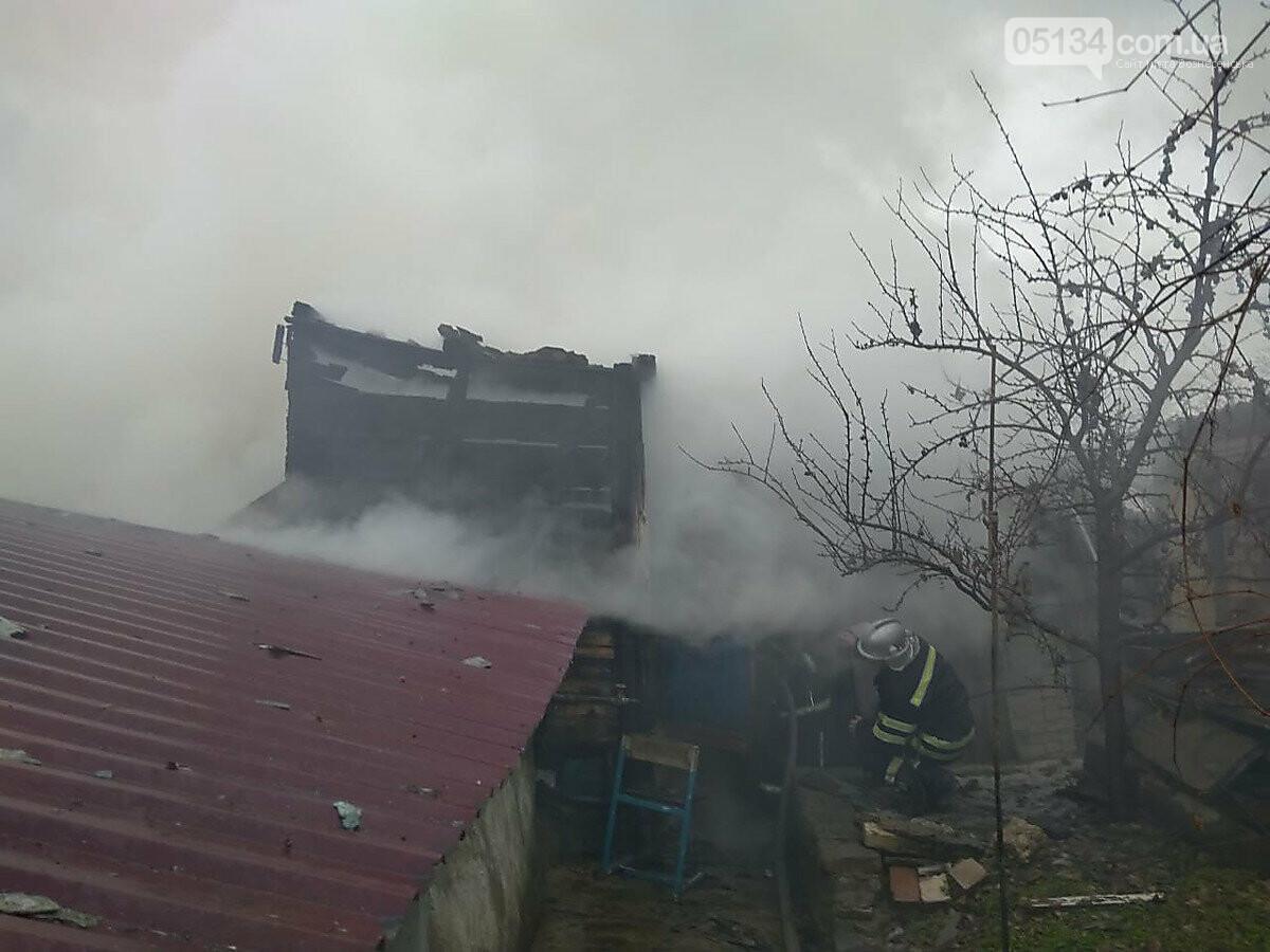 У Вознесенському районі дівчина отримала опіки, намагаючись розтопити піч вибухонебезпечною речовиною, фото-2