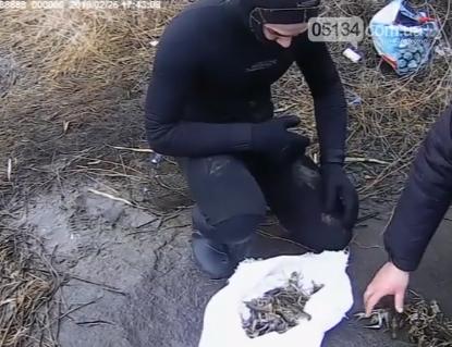 Житель Вознесенського району виловлював раків - тепер заплатить штраф, фото-1