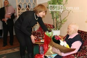 100-річна бабуся у Вознесенську: вітаємо з Днем народження!, фото-1