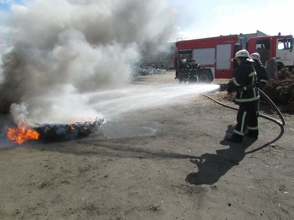 """""""БУРЯ"""" у Вознесенській виправній колонії - пожежу загасили вчасно, фото-1"""