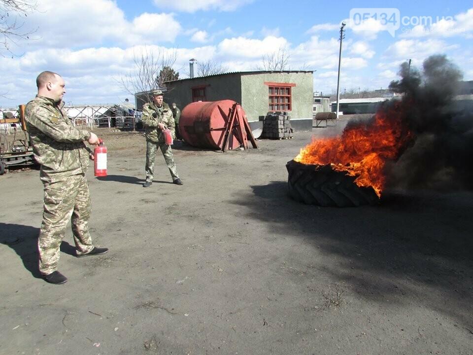 """""""БУРЯ"""" у Вознесенській виправній колонії - пожежу загасили вчасно, фото-2"""