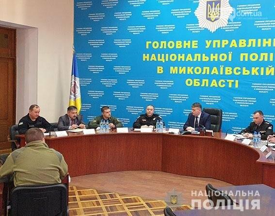 Поліція Вознесенщини готова контролювати легітимність виборів Президента-2019, фото-1