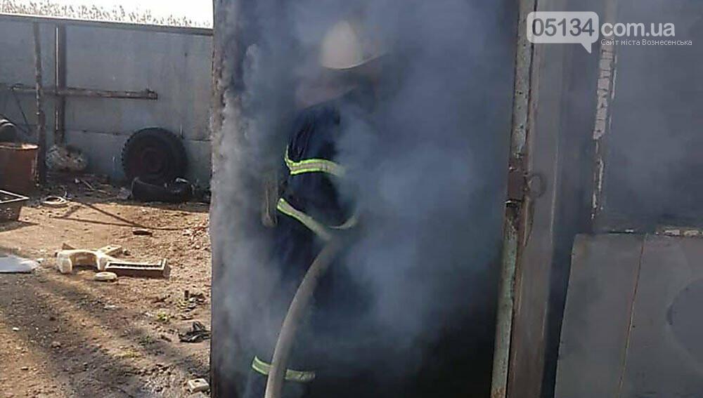 За одну добу рятувальники ліквідували 10 пожеж на Миколаївщині, - ФОТО, фото-4