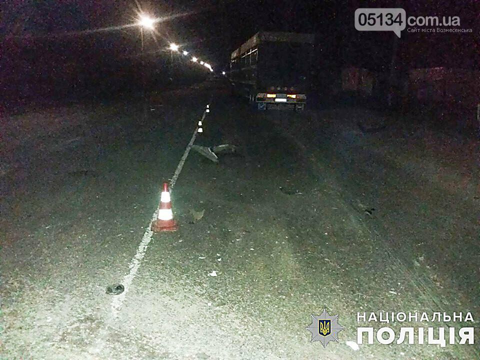 У селі Раково Вознесенського району  через п`яного водія загинув молодий хлопець, фото-1