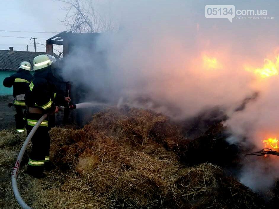 Через неспраність електроковдри в Новій Одесі мало не згоріла людина, фото-1