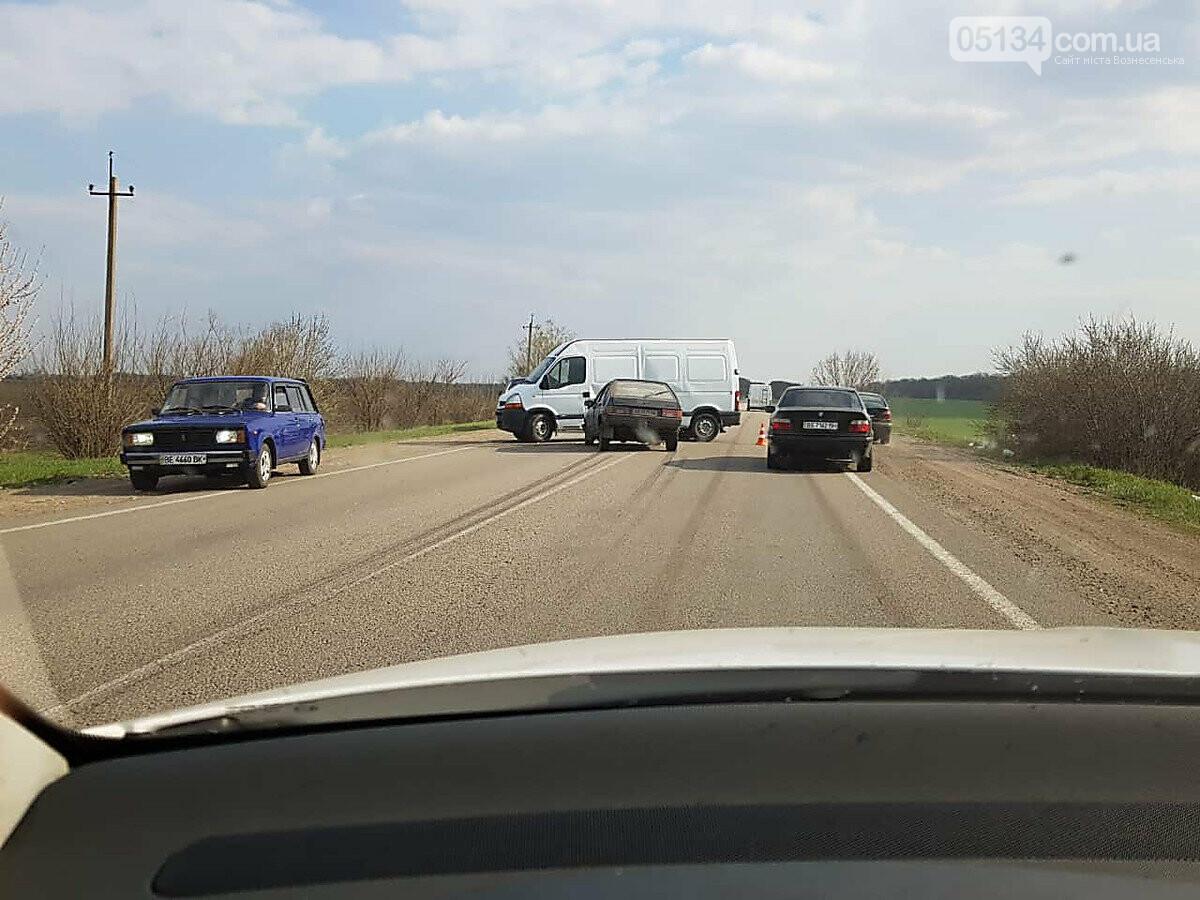 ДТП на Миколаївщині - обійшлось без жертв, фото-1