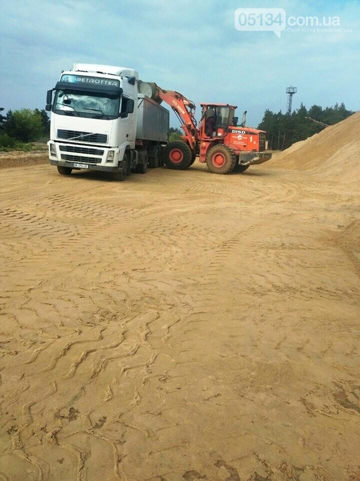 У Вознесенській виправній колонії буде здійснено модернізацію периметру - пісок вже завезли, фото-2
