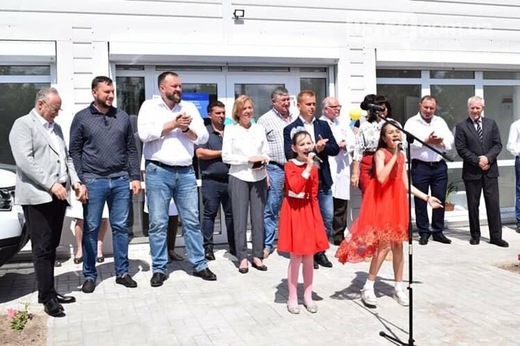 У селі Таборівка на Вознесенщині відкрили нову сучасну амбулаторію, фото-4