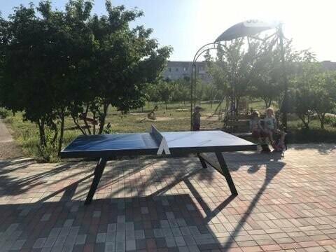У Вознесенських парках встановили тенісні столи: грати можна всім, - ФОТО, фото-2