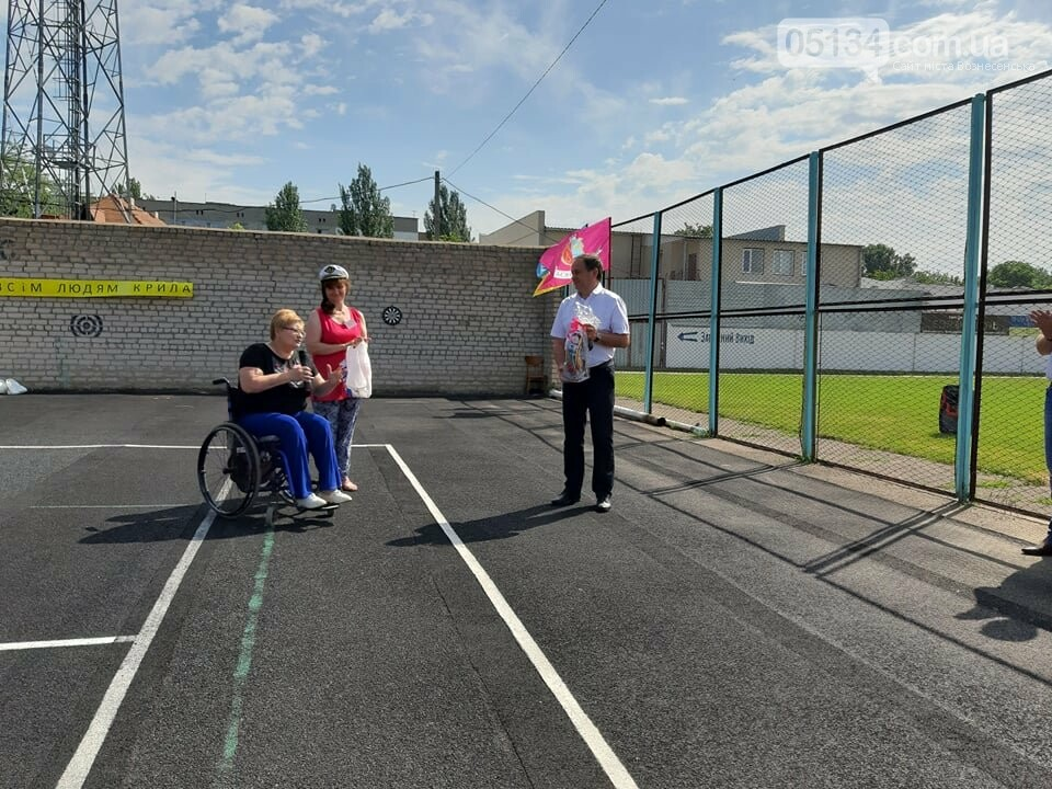 Святкування Дня міста у Вознесенську - пройшла Спартакіада серед людей з інвалідністю, фото-4
