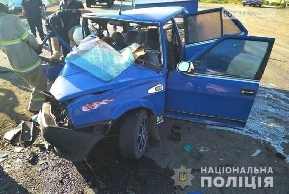 В Южноукраїнську в ДТП загинула пасажирка, - ФОТО, фото-4