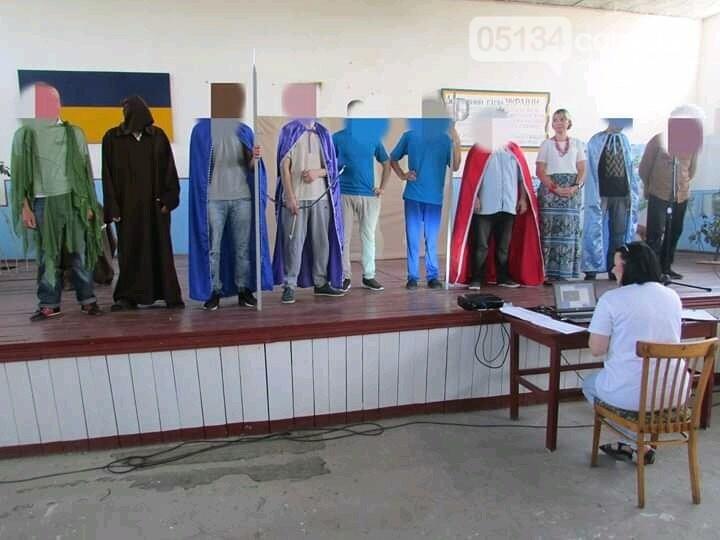 """""""Тюремний театр"""" у Вознесенській колонії - засуджені показали неабиякий хист до акторства, фото-2"""
