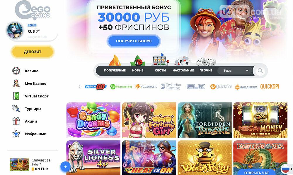 Онлайн-казино - розвага чи спосіб заробітку?, фото-1