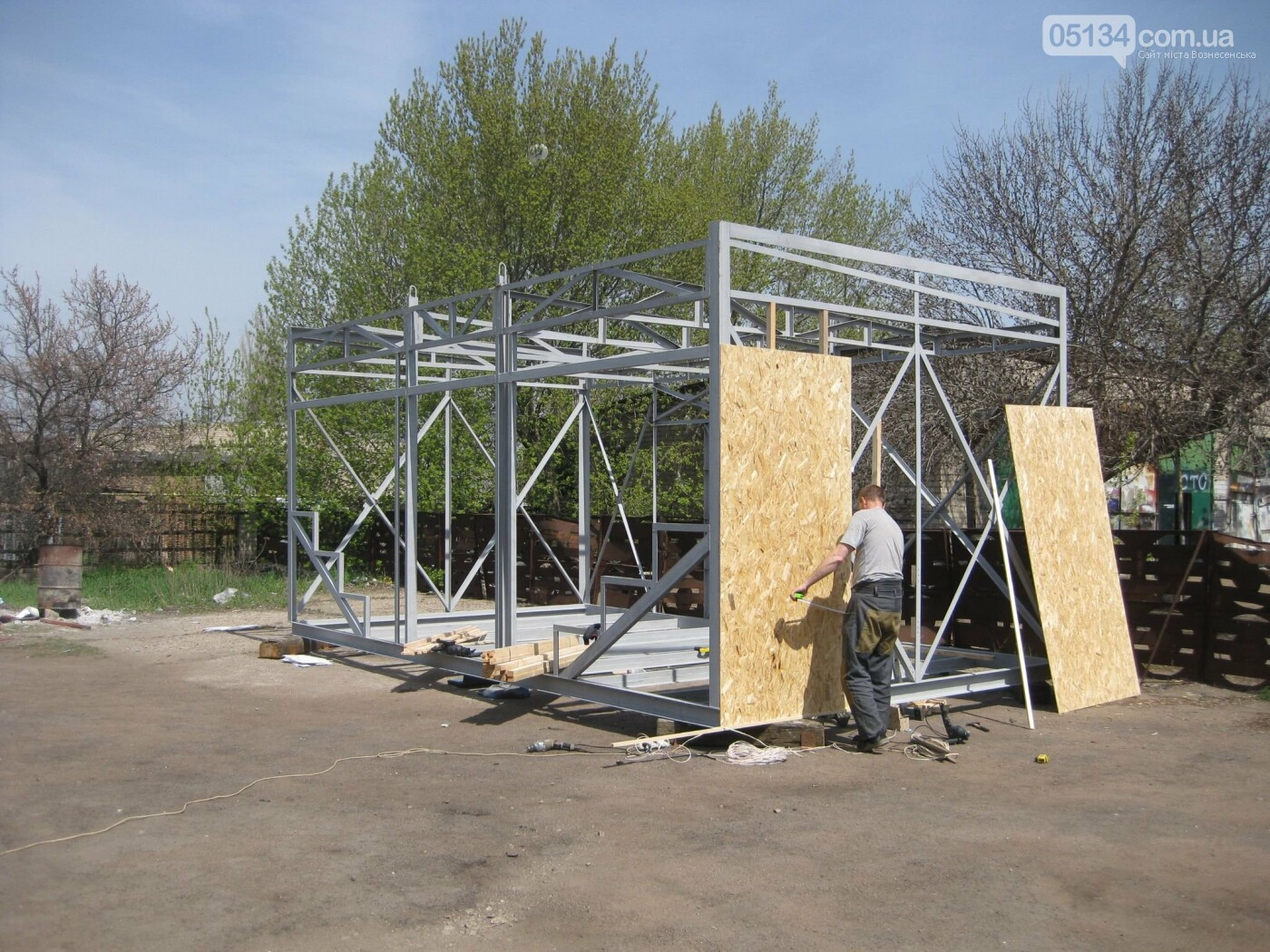 Виготовлення та монтаж металоконструкцій , фото-8