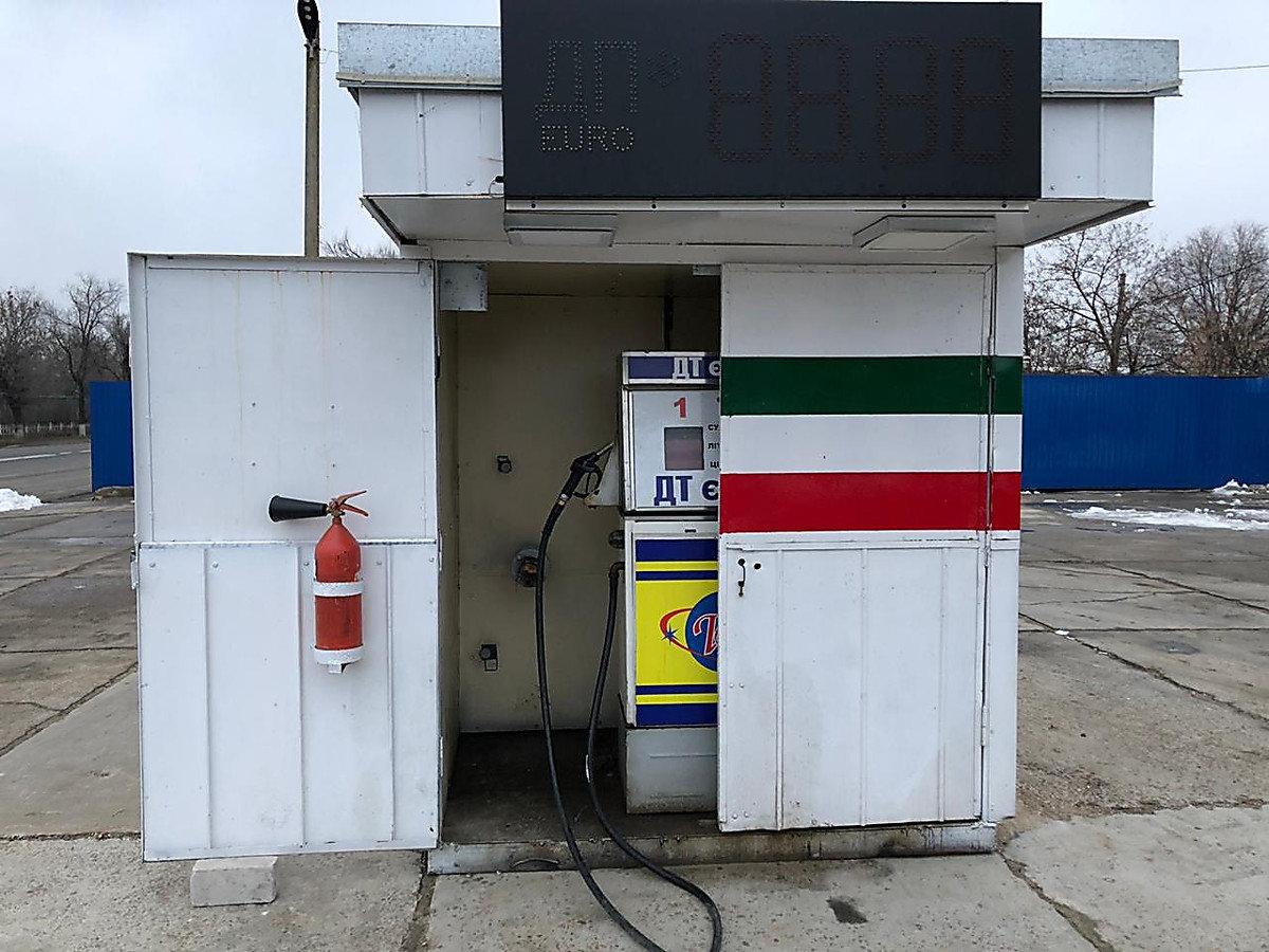 У Вознесенську закрили дві незаконні заправки, фото-1