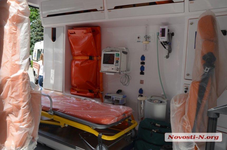 Вознесенськ отримає нові машини екстреної медичної допомоги, фото-2