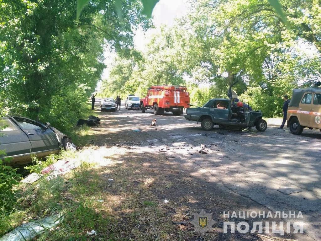 Моторошна аварія на Миколаївщині: обидва водії загинули від отриманих травм, фото-1