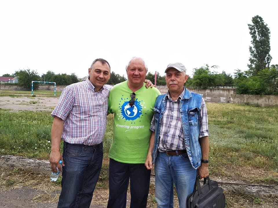 В Дорошівській ОТГ з'явиться футбольне поле зі штучним покриттям, фото-1
