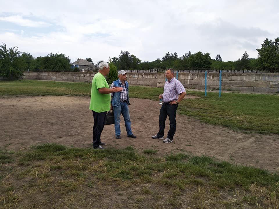 В Дорошівській ОТГ з'явиться футбольне поле зі штучним покриттям, фото-3