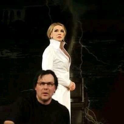 Ольга Сумська у Вознесенську - у головній ролі на сцені Будинку культури, фото-2