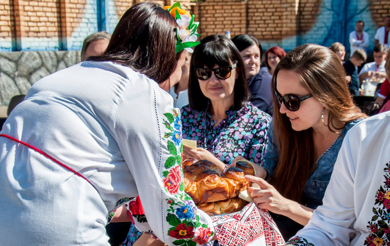 Фестиваль объединенных общин «Нам DOBRE вместе» в Вознесенске, фото-1