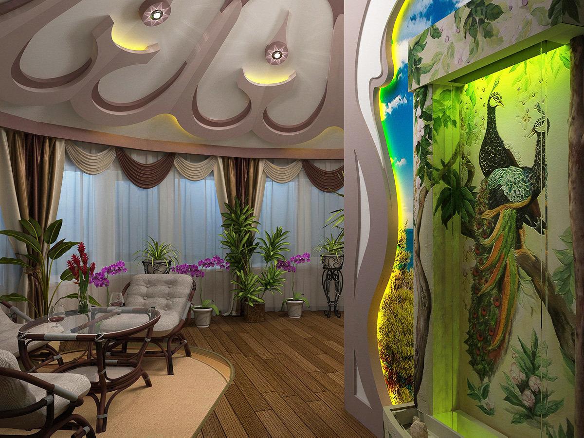 Дизайн проект будинку, Дизайн-студія Романа Москаленка